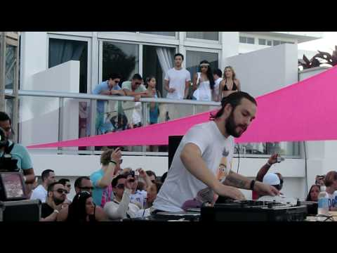 "Steve Angello`s Opening ""Size Matters Pool Party"" @ Eden Roc  WMC 2010"