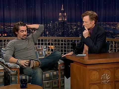 Conan O'Brien 'Colin Farrell 112604