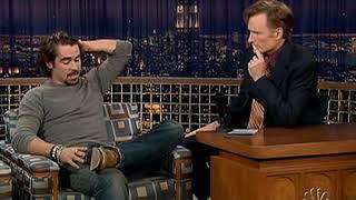 Conan O'Brien 'Colin Farrell 11/26/04