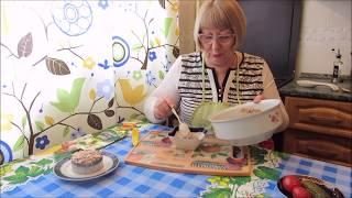 Новый рецепт салата с  фасолью и грибами -  бюджетный вариант