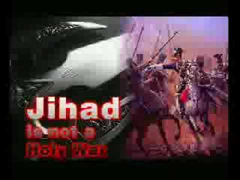 jihad a holy war essay The islam and christian holy war religion essay which educated the populace on the violence of islam or as they choose to call it holy war jihad.