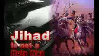 The Jihad and The Holy War