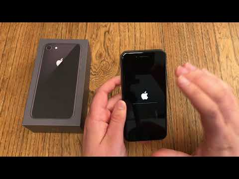 Apple iPhone 8 - How to reset and delete | ENGLISH 4K
