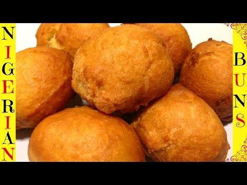 How to Make Nigerian Buns   Nigerian Buns Easy Recipe thumbnail