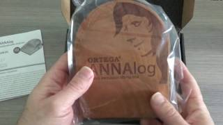 ThePedalGuy Unboxes the Ortega Guitars Annalog Stomp Box