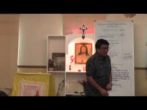 24 April 2015 El Shaddai Kuwait Chapter Education Ministry Practicum