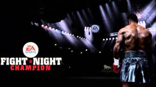 Fight night champion The Fire Exculsive Remix