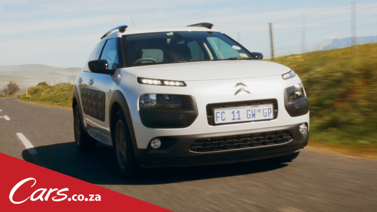 Citroen C4 Cactus - Extended Test Review - YouTube