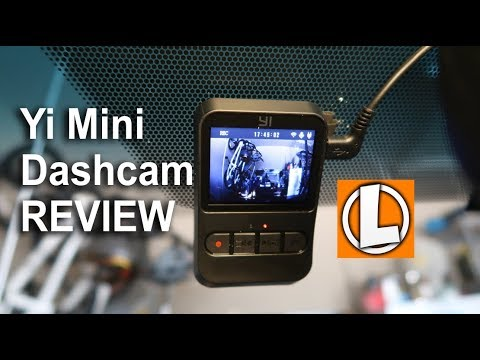 Yi Mini Dash Camera Review - Unboxing, Settings, Setup, Installation, Footage