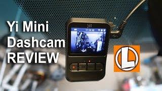 Yi Mini Dash Camera Review - Unboxing, Settings, Setup, Installation, Footage