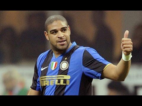 Adriano ★ Goals, Skills & Assists