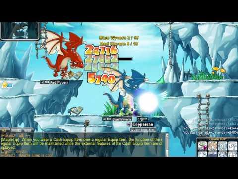 MapleStory Rare Monster Mayham