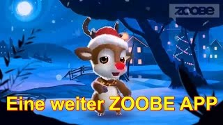♥ ... über ZOOBE App Video Messages iOS and Android ♥ Ich liebe Euch ♥