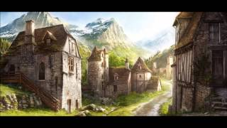 Ambient Medieval/Fantasy Town Sounds Put on Loop YouTube