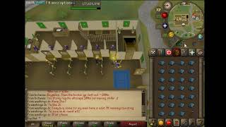 Level 3 OSRS Ramble: Maxing OSAAT, Alts, and School by TopHatRS