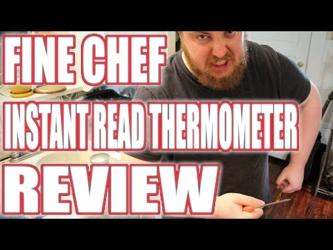 Fine Chef Instant Read Thermometer Review