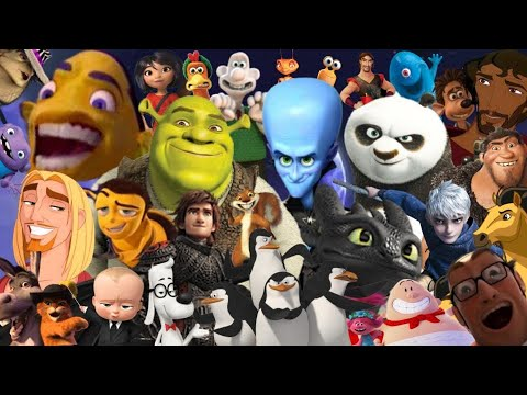 Every DreamWorks Movie Ranked