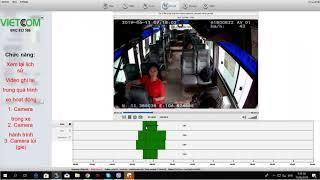 Hệ thống Camera giám sát xe Bus trực tuyến từ xa