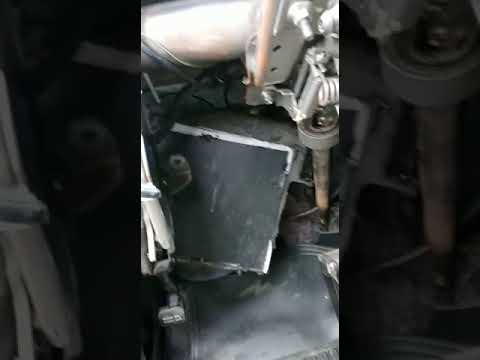 Перекидка руля Honda Elysion
