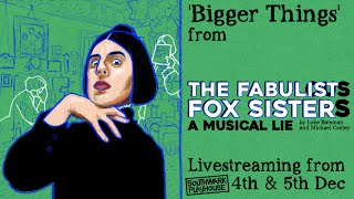 The Fabulist Fox Sister | Southwark Playhouse | 4 - 5 December