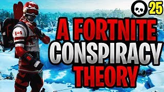 The Fortnite Matchmaking Conspiracy Theory... (Fortnite Skill Based Matchmaking)