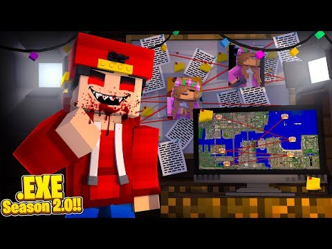 Minecraft .EXE 2.0 - ROPO.EXE HUNTS DOWN LITTLE KELLY!!!