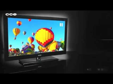 663d01588 CCE - Smart TV - C4601i - YouTube