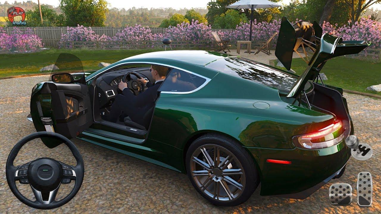 2008 James Bond Edition Aston Martin Dbs Forza Horizon 4 Logitech G29 Gameplay Fhd