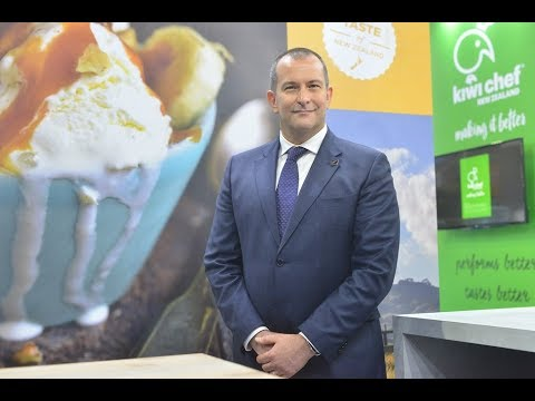 Jeremy Clarke-Watson, New Zealand Ambassador to the UAE, New Zealand Trade