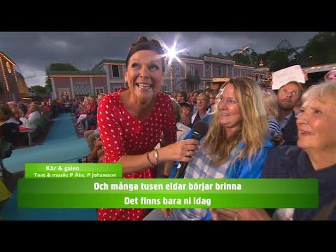Allsång: Kär och Galen  - Lotta på Liseberg (TV4)