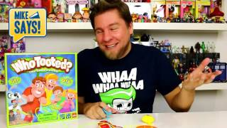 Wetting, Pooping and Farting Toys including Baby Alive | Mike Says