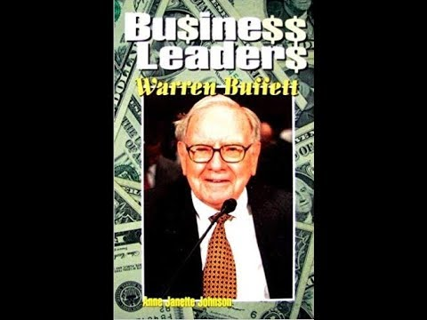 """[KCIS] Book Review Presentation """"Warren Buffett - A.J. Johnson"""" by Sanghyun Kim"""