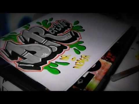 Modacalle zapatillas graffitis Peru Como dibujar grafiti letras