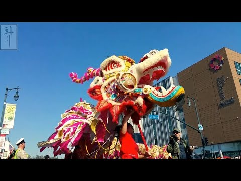 Chinatown Parade | Los Angeles