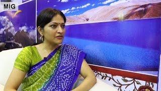 Interview with Sushma Chauhan, Director Tourism - Jammu & Kashmir
