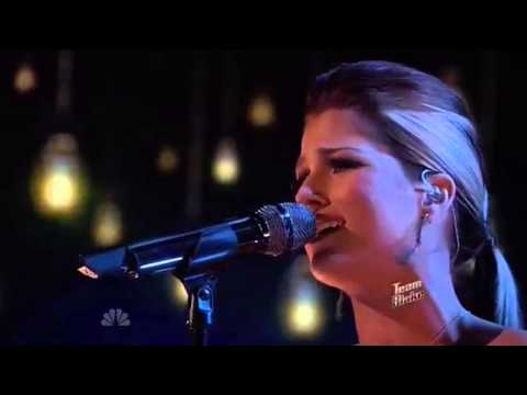 Stupid Boy - Cassadee Pope (The Voice Performance)