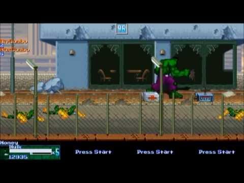 Hulk - Marvel First Alliance 2