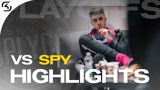 Spring Playoffs SK vs Splyce | SK Highlights