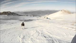 Snowboarding at Erciyes 2.wmv