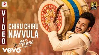 Mr Majnu Chiru Chiru Navvula Telugu Akhil Akkineni Nidhhi Thaman S