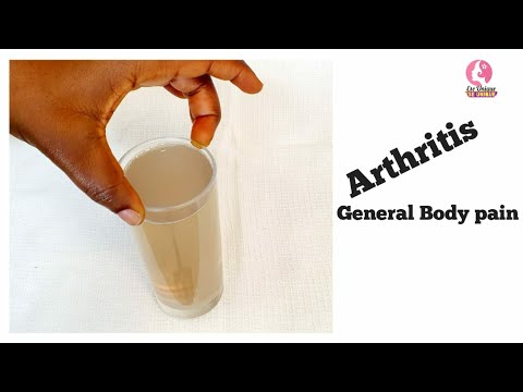 NATURAL HERBAL :remedy for general body pain