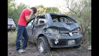 We Left Our CAR In The WOODS...(this is what happened)