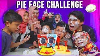 PIE FACE CHALLENGE - Ter-Rusuh - 11 KIDS | Gen Halilintar