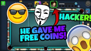 8 Ball Pool - HOW TO GET FREE COINS!! - NEW BERLIN HACKER GAVE ME COINS!!