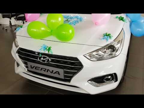 Hyundai Verna 2017 Walk around Price Interiors