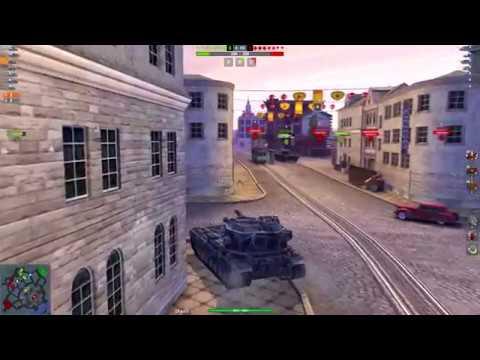 FV215B 183 & E100 & Obj140 - World of Tanks Blitz thumbnail