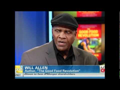 "Will Allen ""The Good Food Revolution"""
