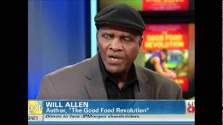 "Will Allen ""The Good Food Revolution"""
