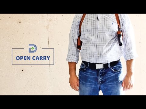 City of Dallas | Open Carry