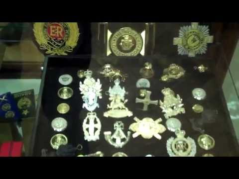 A Tour of Toye Kenning and Spencers Masonic Showroom in London